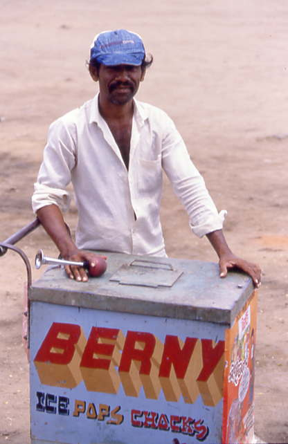 Berny from Sri Lanka